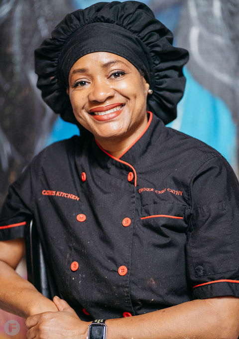 Cathy's Kitchen Cathy Jenkins