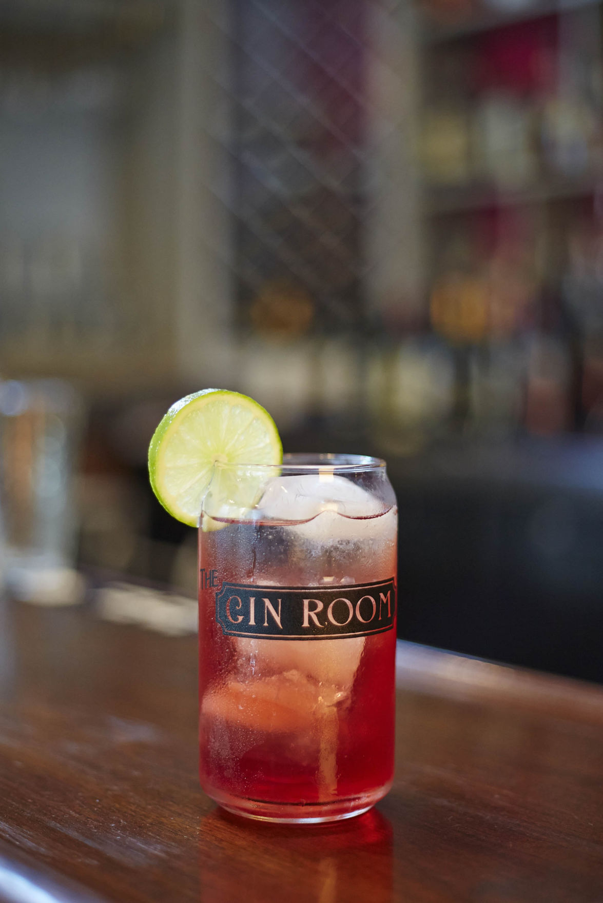 The Gin Room North Rose Gin and Tonic