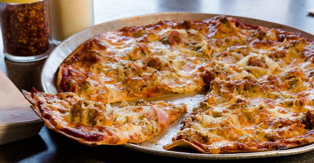 Cicero's Super Pig Pizza