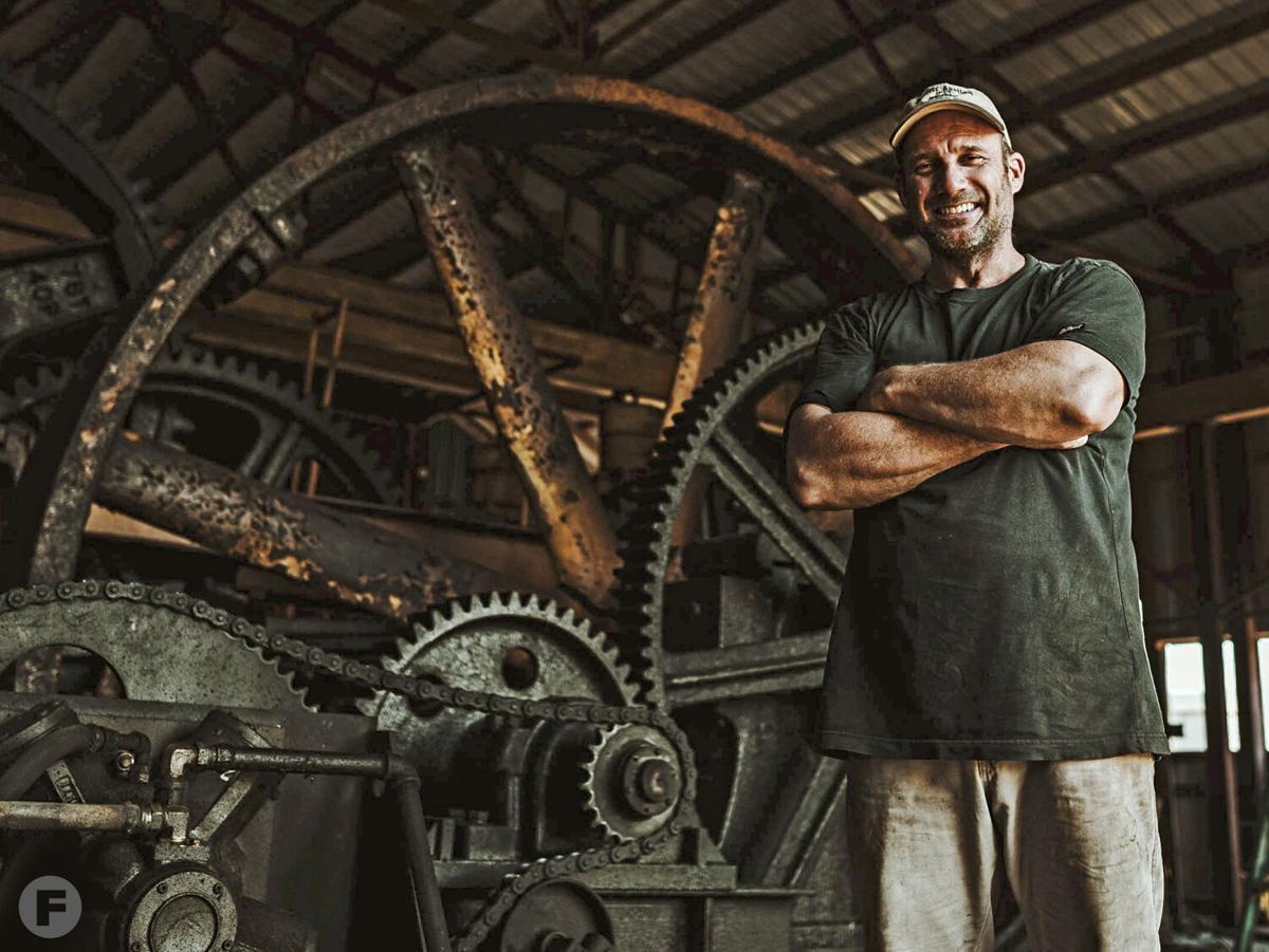 Sugarmill Distilling Matt Heckemeyer