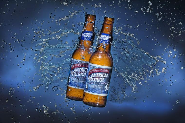 John Beal's new American Patriot beer