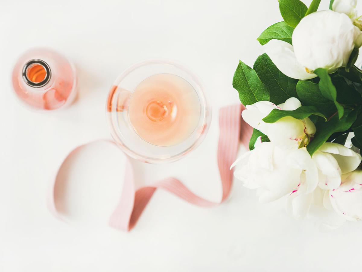 Elderflower Rosé Sparkler