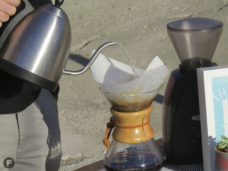 The Wild Way Coffee Creations Pourover