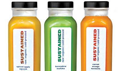 Sustained Juice