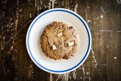Whisk Vegan Ginger Cookie