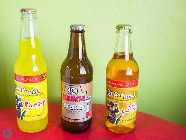 Jamaican Soft Drinks