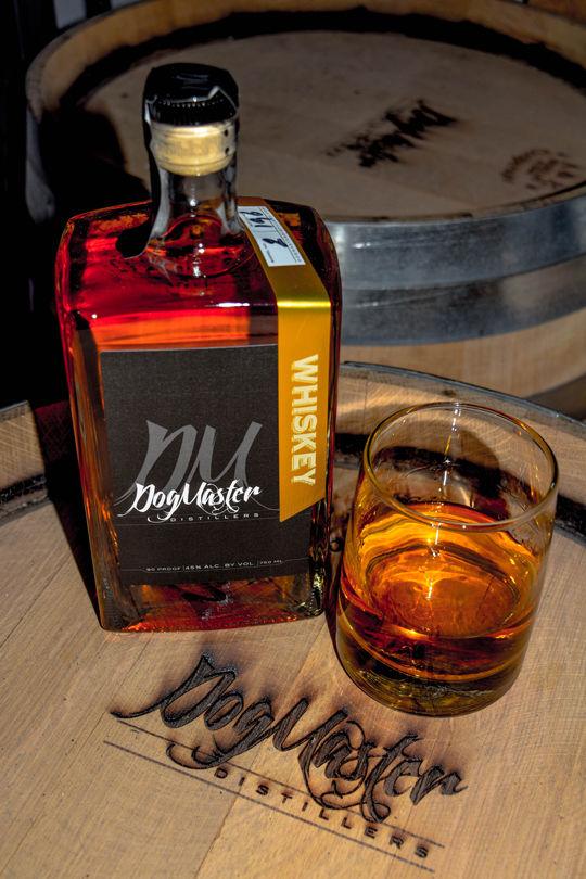 DogMaster Distillery Whiskey