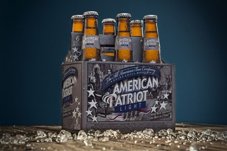 THE FEED: John Beal Branches Out From Roofing To Beer, Launches American  Patriot Lager