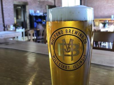 Millpond Brewing & Incubator German pilsner