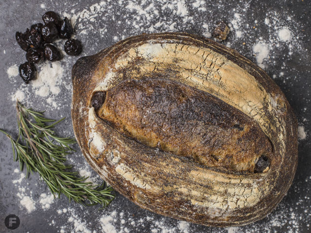 Ibis Bakery Olive Bread