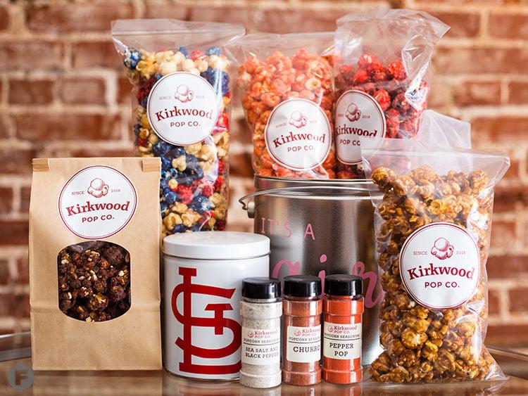 Kirkwood Pop Co. Products