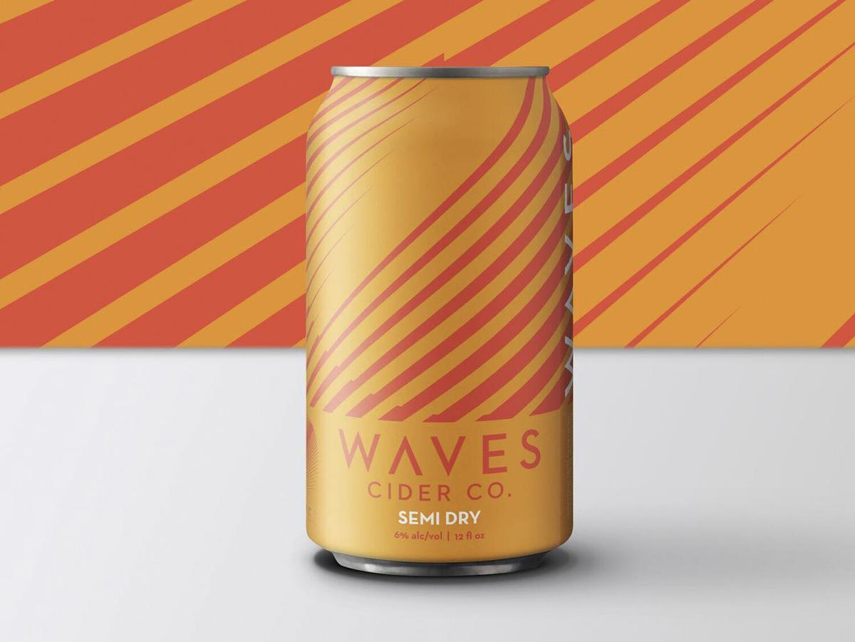 Waves Cider Co. Semi-Dry