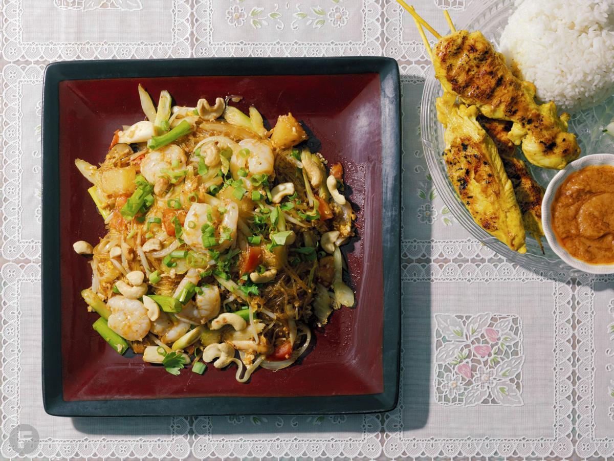 Chim's Thai Kitchen Pad Woonsen