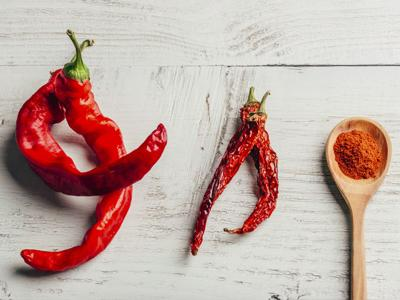 Pam's Hot Peppers