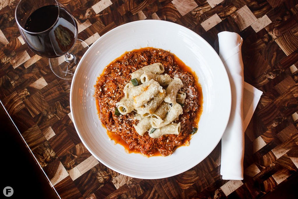 Feast on St. Louis – South City and South County: Cibare Italian Kitchen Rigatoni Bolognese