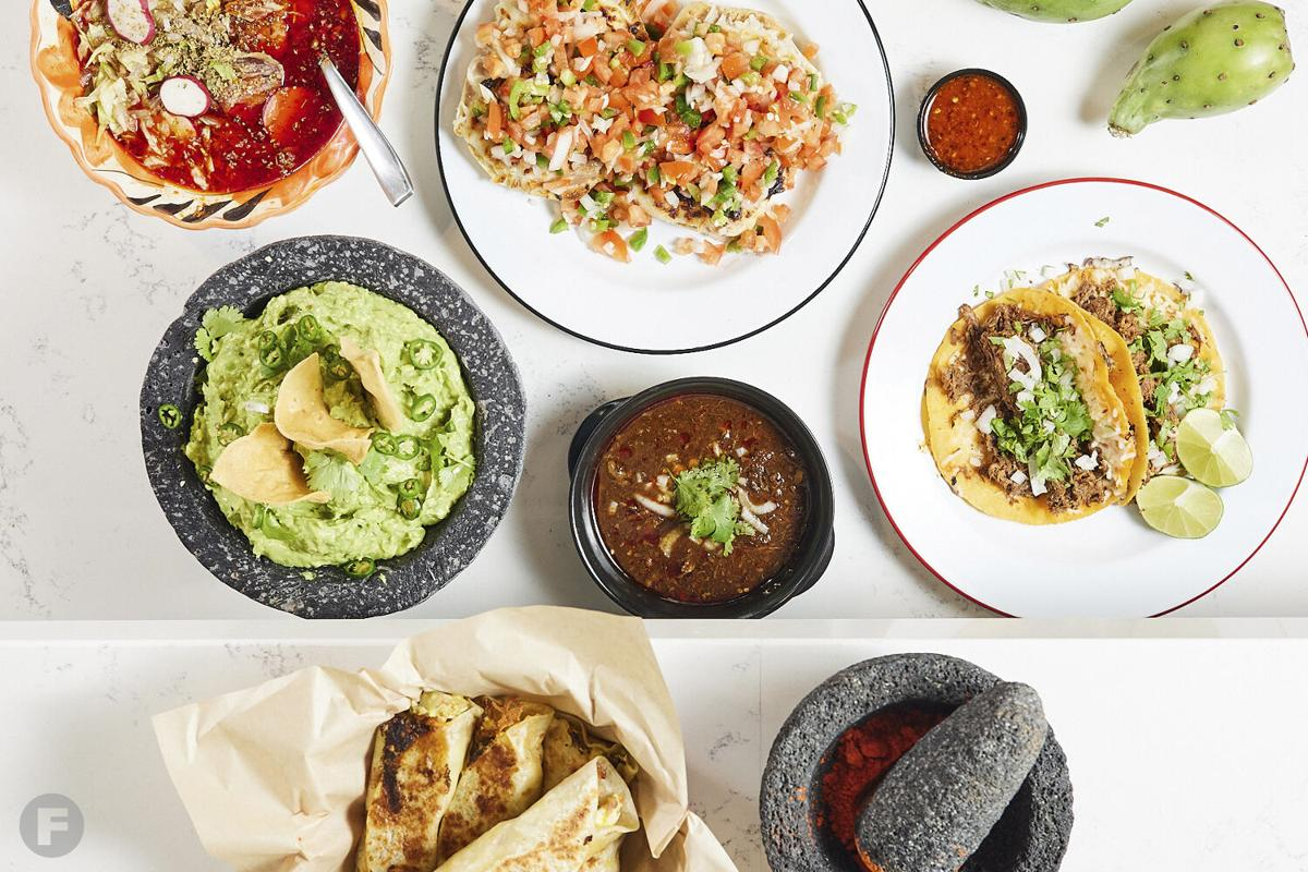 Red Kitchen KC dishes