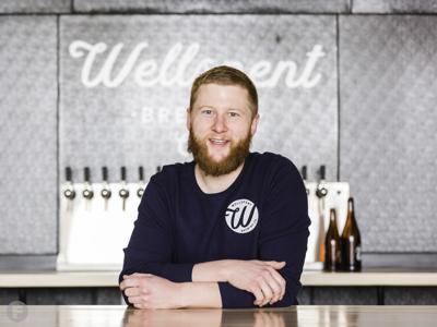 Wellspent Brewing Co. Kyle Kohlmorgen
