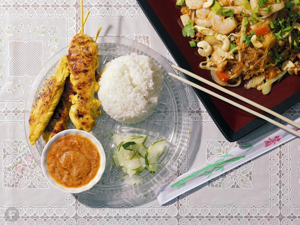 Chim's Thai Kitchen Satay