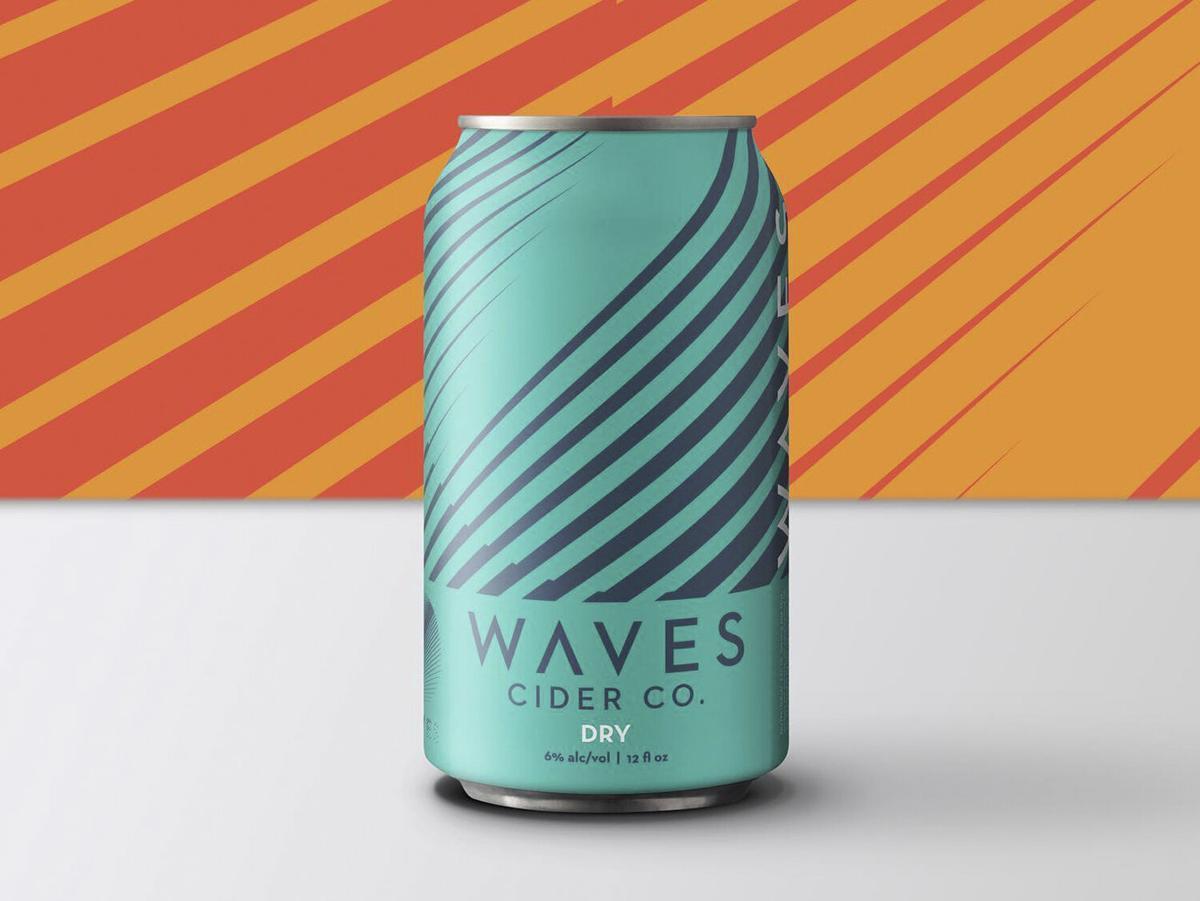 Waves Cider Co. Dry