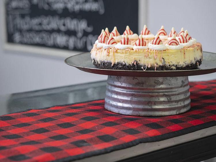 The Cheesecake Ninja Peppermint