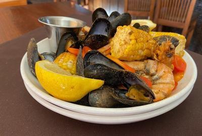 Cleveland Heath Seafood Boil