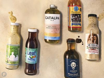 Give Salads A Boost With These 6 Local Bottled Dressings Dine Feastmagazine Com