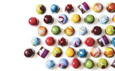 At Bijoux Handcrafted Chocolates in Des Peres, Chocolate Is a Medium for Both Art and Flavor
