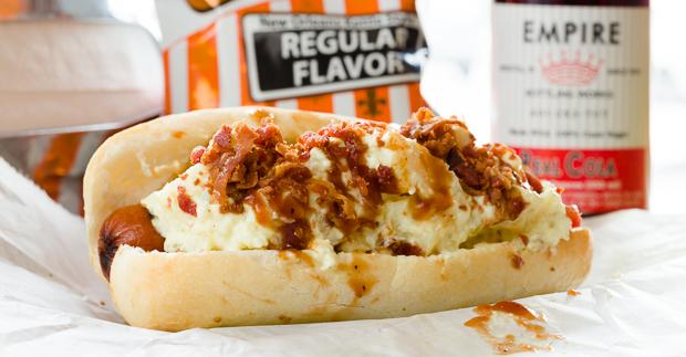 Hot Dogs Springfield Mo