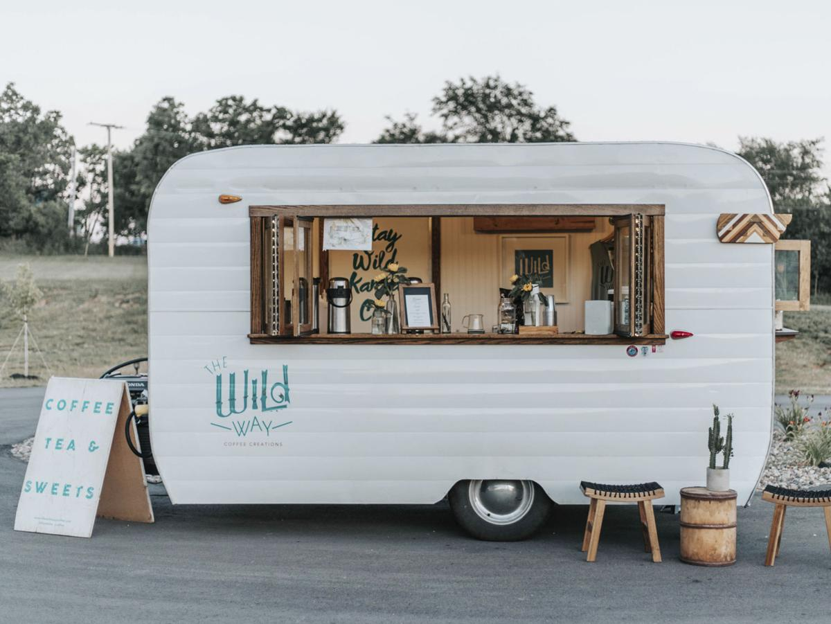 The Wild Way Coffee Trailer