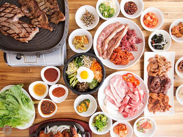 seoul garden korean barbecue - Seoul Garden Menu