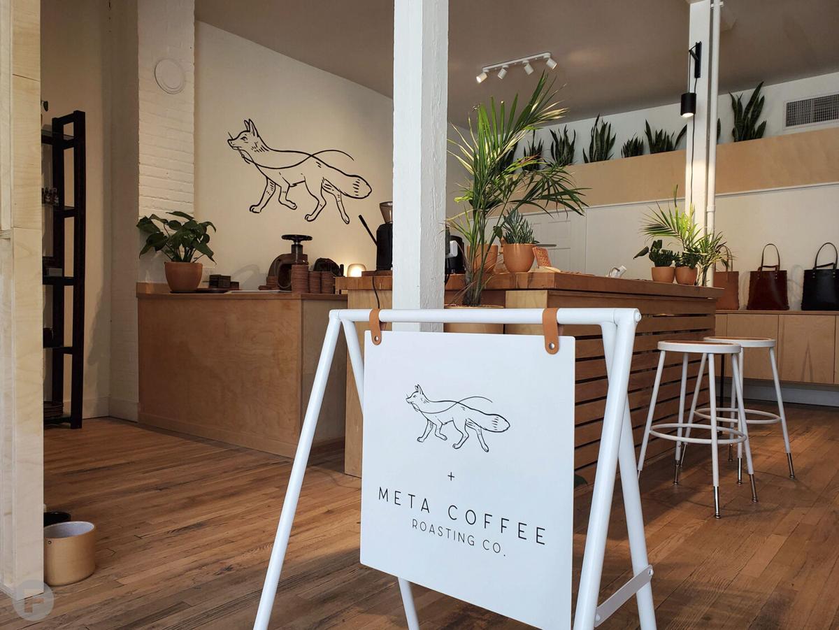 Meta Coffee Roasting Co. Interior