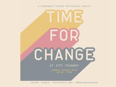 Time for Change Logo