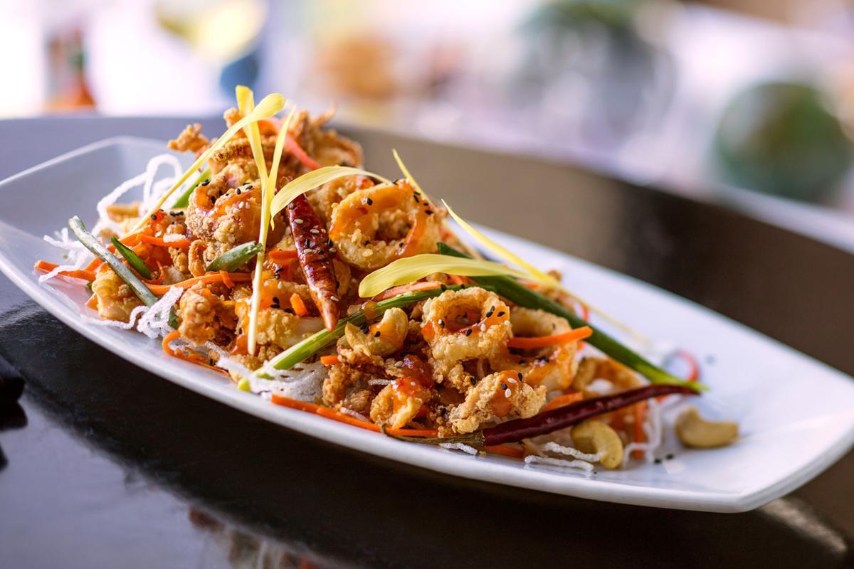 Sneak Peek Eddie V S Prime Seafood Opens Oct 24 On The