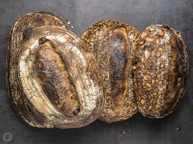Ibis Bakery Breads