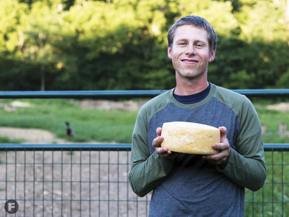 Grison Dairy & Creamery Adrian Buff