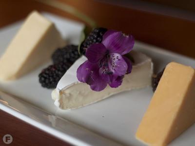 Cellar + Plate Cheese Board
