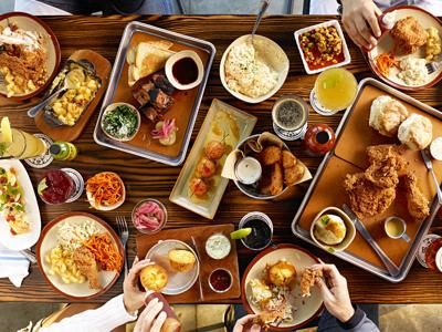 Tastemakers Southern Comfort Food