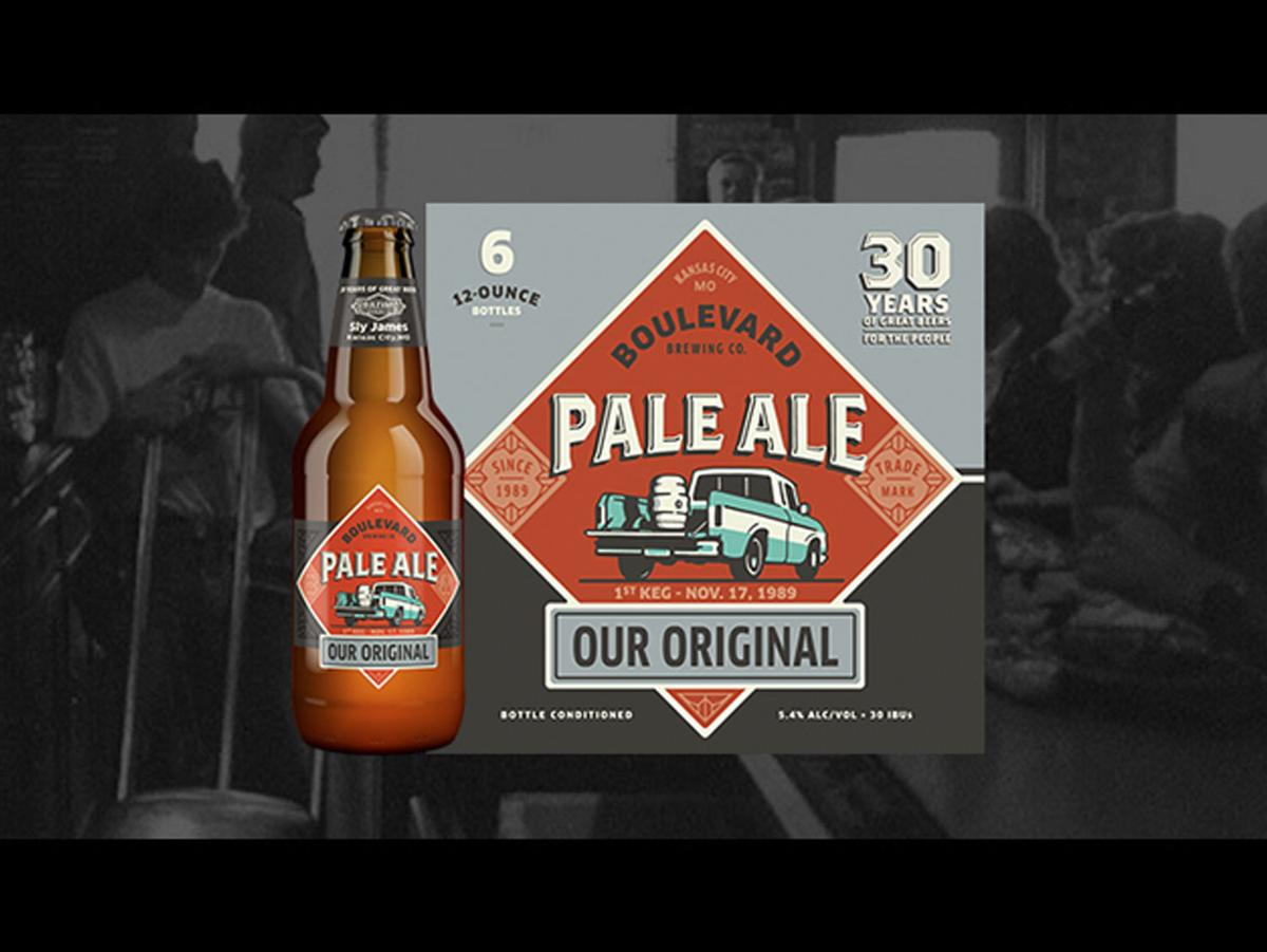 Boulevard Brewing Co. Pale Ale