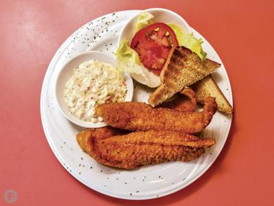South Florida Chicken & Ribs Fried Fish