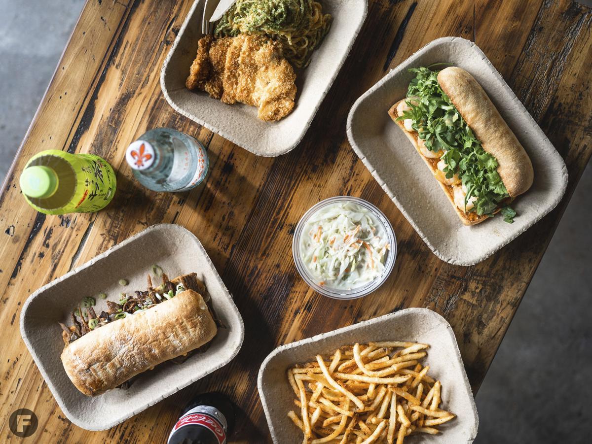 Zenwich dishes