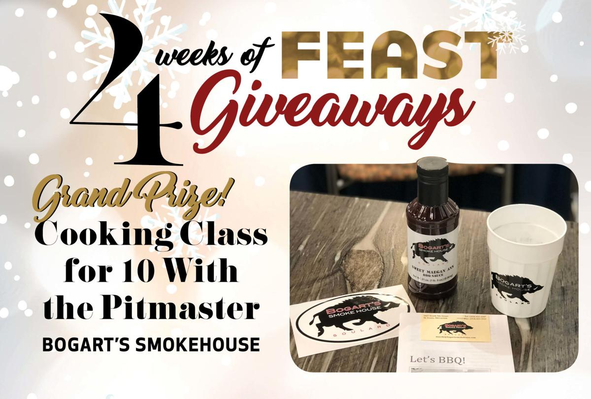 4 Weeks of Feast Giveaways - All Winners Chosen! | Promotions ...