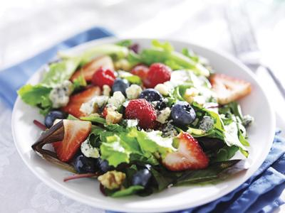 Superfood Berry Salad