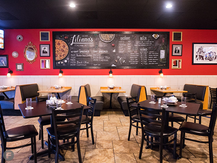 Liliana S Italian Kitchen Now Open In South County Serving