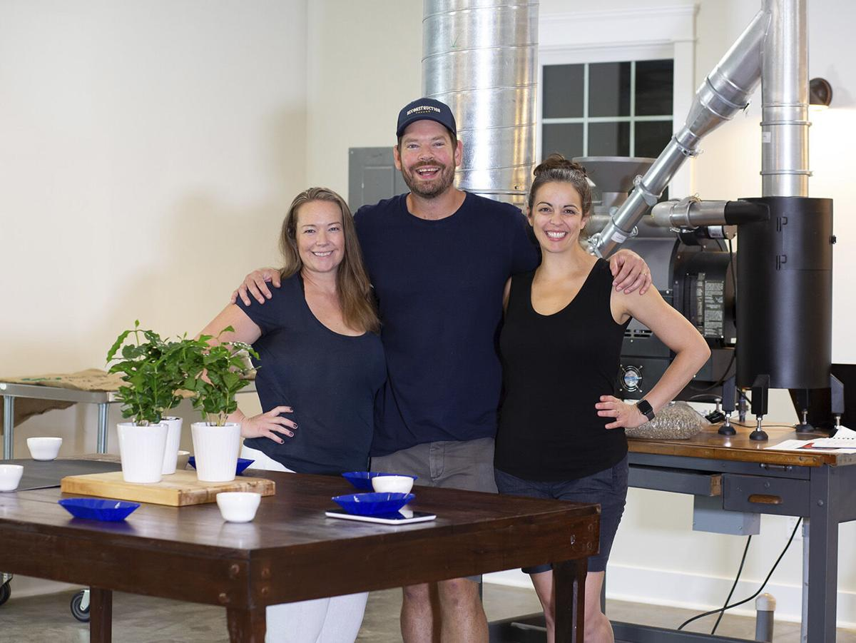 Reconstruction Coffee Roasters Owners