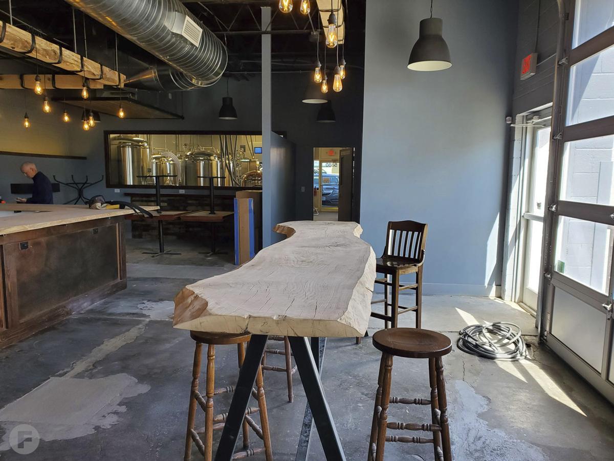 Rockcreek Brewing Co. Interior