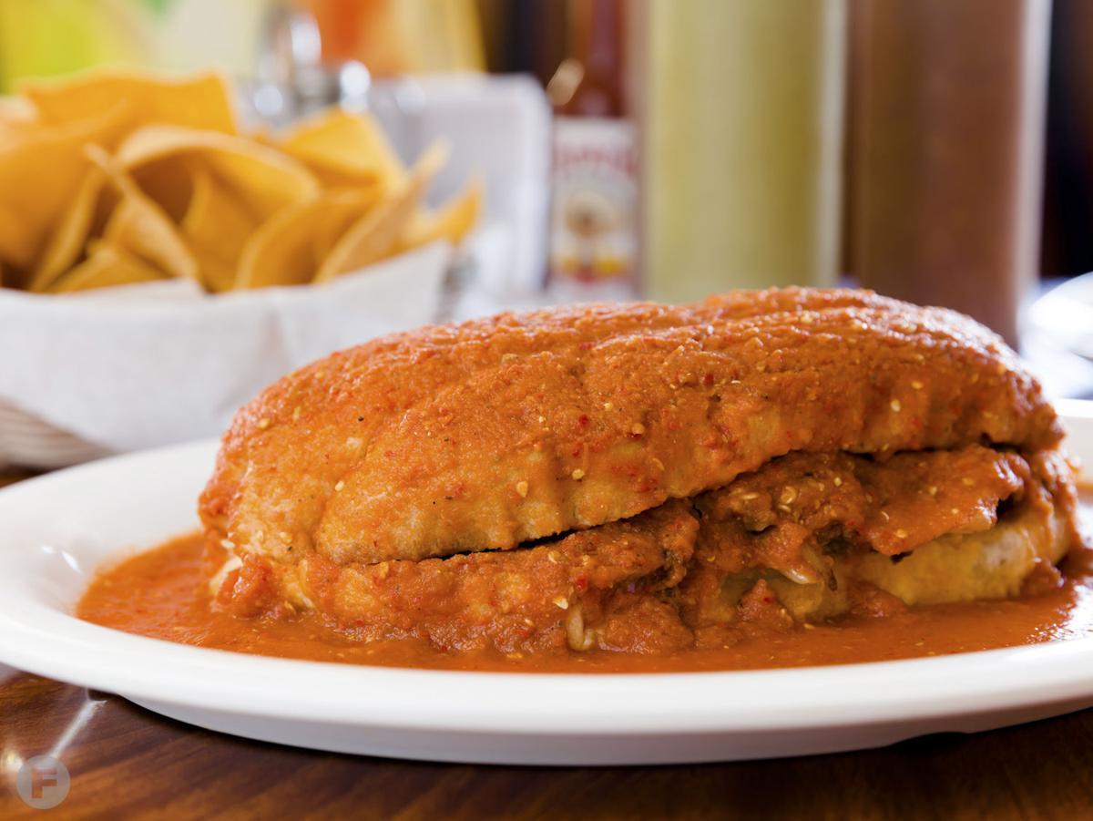Taqueria Durango Torta Ahogoda