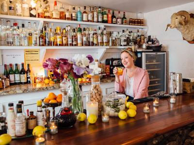 The Myers Hotel Bar Kate Frick