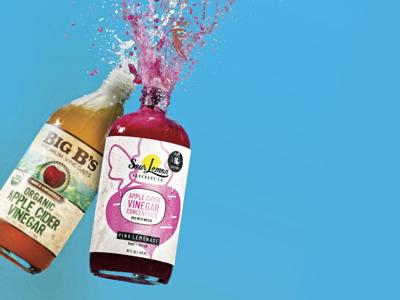 Sour Lemon Beverage Co. makes apple cider vinegar taste just as good as your favorite sugary drink