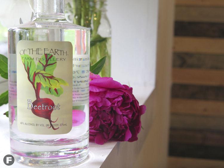 Of the Earth Farm Distillery Tasting Room
