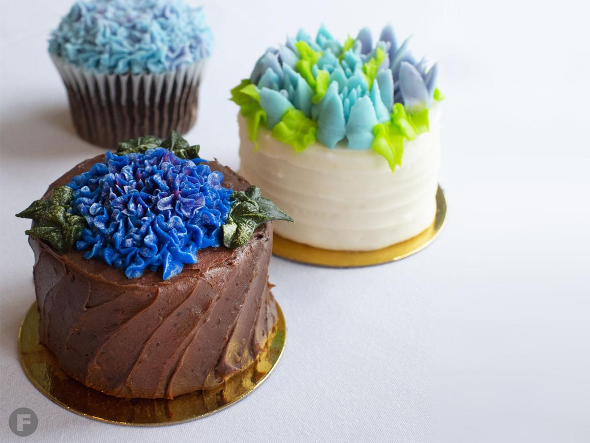 Bleu Market and Bakery Cakes